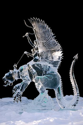 25 Creative And Impressive Ice Sculptures (25) 3