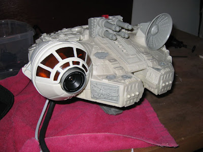 Millennium Falcon Mac mini (3) 1