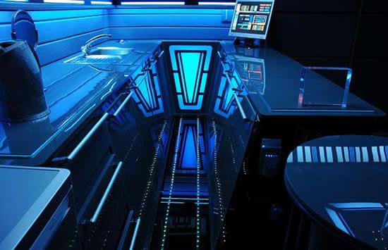 Star Trek Apartment