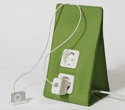 Cool Creative and Modern Extension Cords and Powerstrips (30) 26