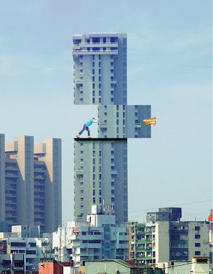 24 Clever and Creative Advertisements on Buildings (25) 15