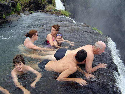 Swim On The Edge Of The Victoria Falls (11) 7
