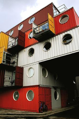 another container city