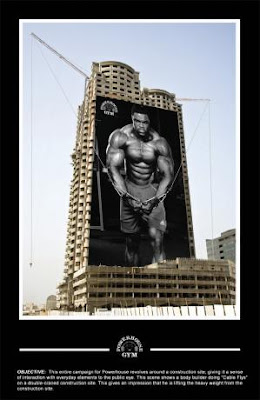 Creative Gym Advertisements (5) 1