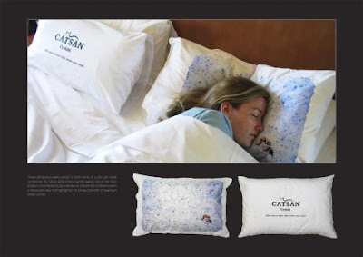 Clever and Creative Advertisements Inspired by Pillows (5) 2