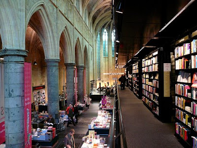 Selexyz Bookstore in Maastricht, Netherlands