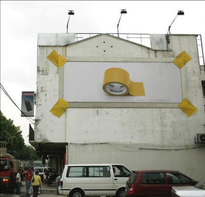Clever and Creative Advertisements Inspired by Tape (9) 3