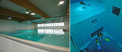 World's deepest swimming pool (2) 1