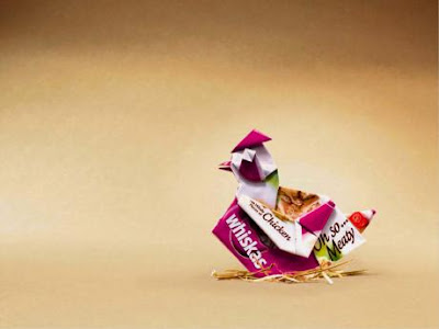 Clever and Creative Origami Advertisements (15) 5