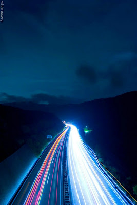Amazing Light Trail Photographs (11) 6