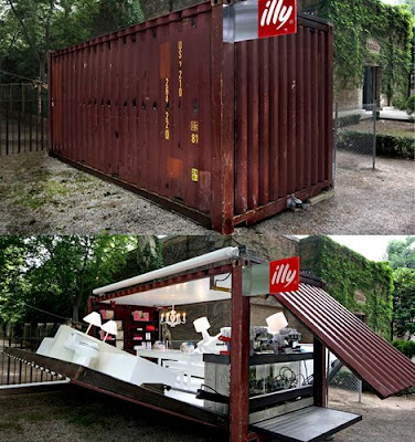 Illy Cafe - Push Button Container House (4) 1
