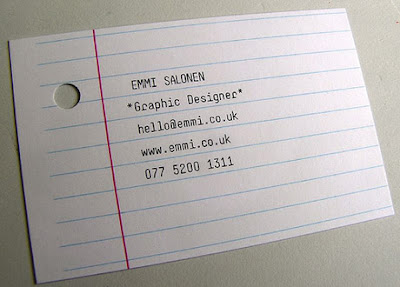 Awesome and Cool Business Card Designs (21) 7