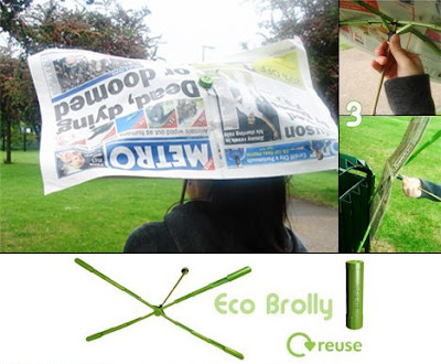 Cool Umbrella: Eco-Brolly (4) 4