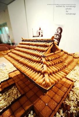 Biscuit Buildings And Sculptures (8) 5
