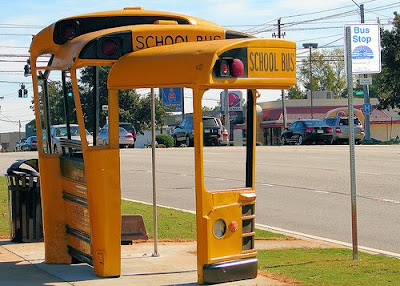 Creative and Cool Bus Stops - Part 2 (30) 28
