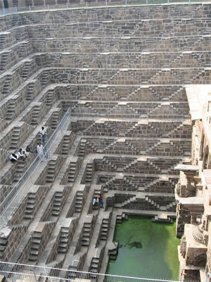 Well Of Chand Baori (3) 2