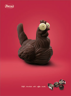 Creative Chocolate Advertisements  (6) 1