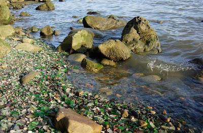 Benicia's Glass Beach