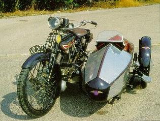 Swallowsidecar