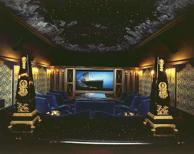 36 Creative and Cool Home Theater Designs (70) 60