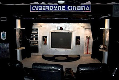 36 Creative and Cool Home Theater Designs (70) 35