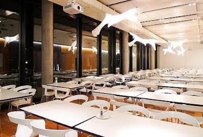 Google Zurich Canteen (2) 2
