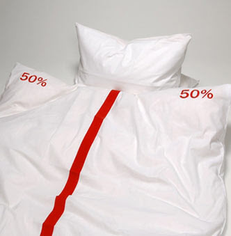 Bed Barrier Duvet Cover