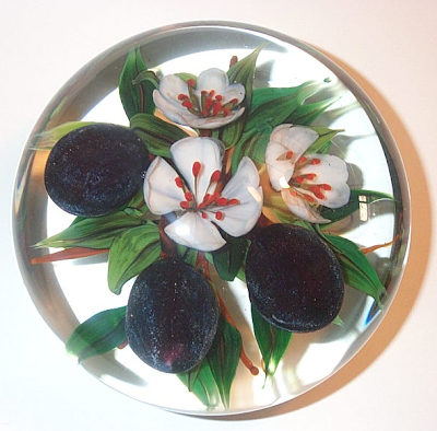 Rick Ayotte Fruit Paper Weights