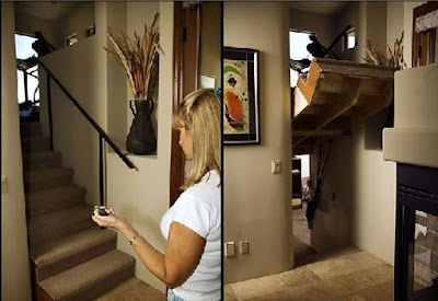 Unique Staircases and Unusual Staircase Designs (15) 5