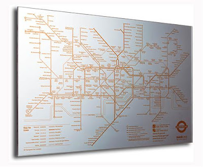 21 Creative and Cool Subway Map Inspired Designs (21) 2