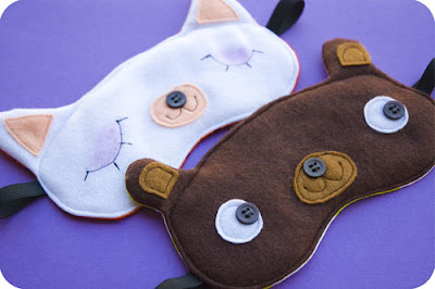 Creative Sleeping Eye Mask Designs