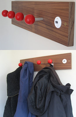 33 33 Cool Wall Hooks and Creative Wall Hook Designs (36) 30