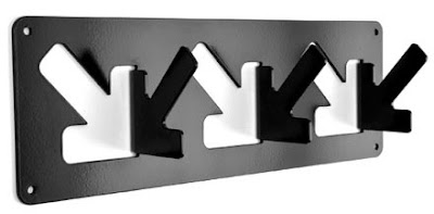 33 33 Cool Wall Hooks and Creative Wall Hook Designs (36) 3