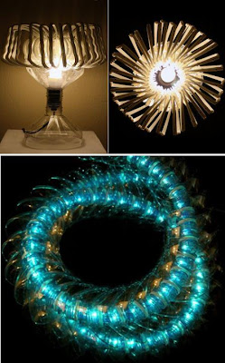 Creative Reused Lamps and Light Designs (40) 23