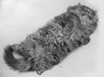 30 Photorealistic Pencil Sketches and Portraits (30) 8