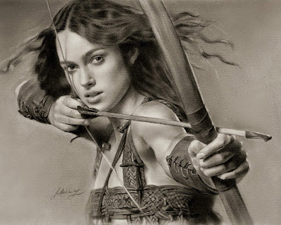 30 Photorealistic Pencil Sketches and Portraits (30) 11