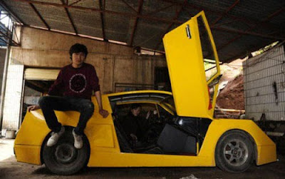 5 Cool Cars Made From Scratch (21) 7
