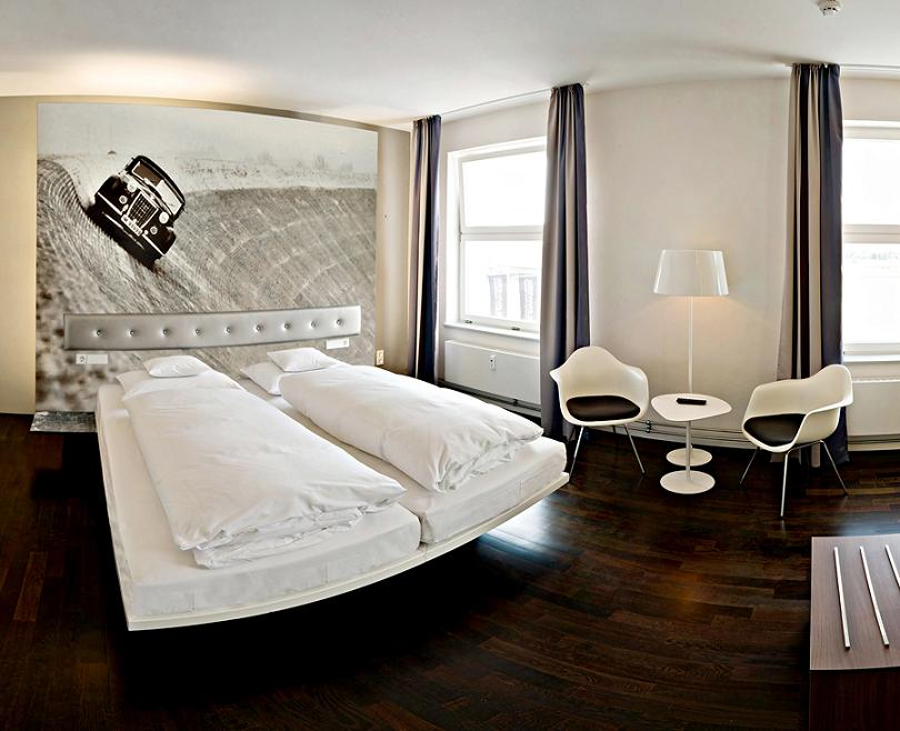Themed Hotel Rooms Ideas