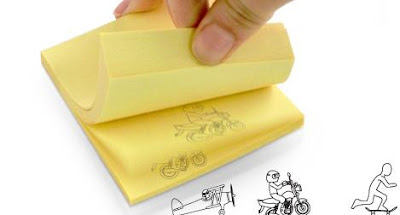20 Cool and Creative Sticky Notes (30) 11