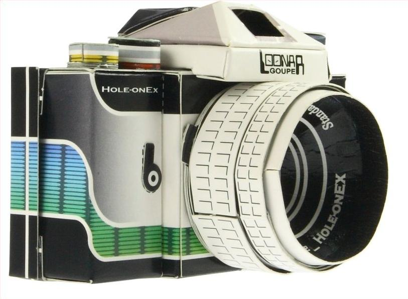 12 Creative And Cool Paper Camera Designs