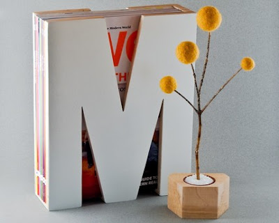 30 Creative and Cool Magazines Holders (30) 23