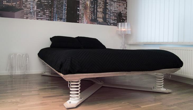 Vertical Sleeping Bed