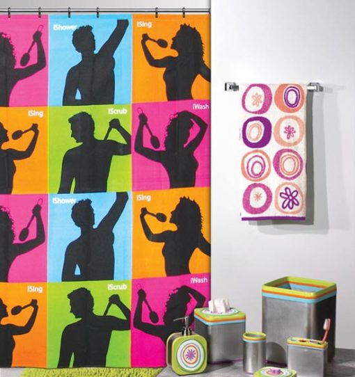 15 Creative And Cool Curtains Part 2