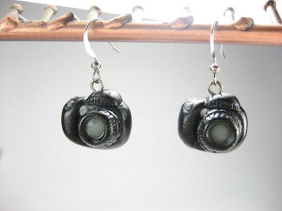 18 Creative and Cool Camera Earrings (18) 10
