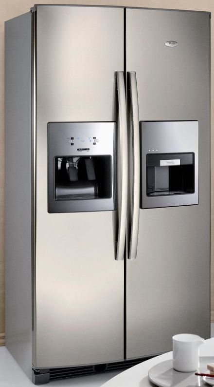 kitchen display overstock cabinets 20 creative and cool refrigerator designs.