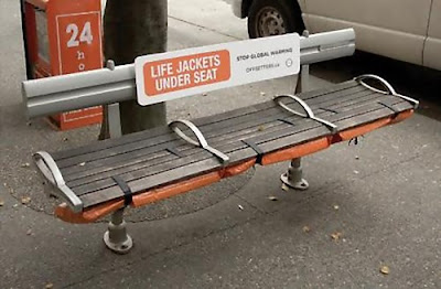 16 Creative and Clever Bench Advertisements (16) 5