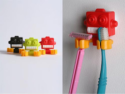 20 Creative and Modern Toothbrush Holders (20) 8