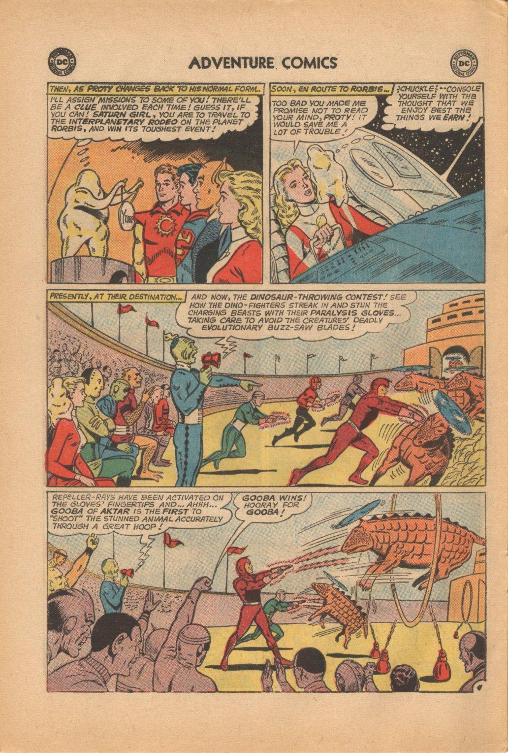 Read online Adventure Comics (1938) comic -  Issue #323 - 6