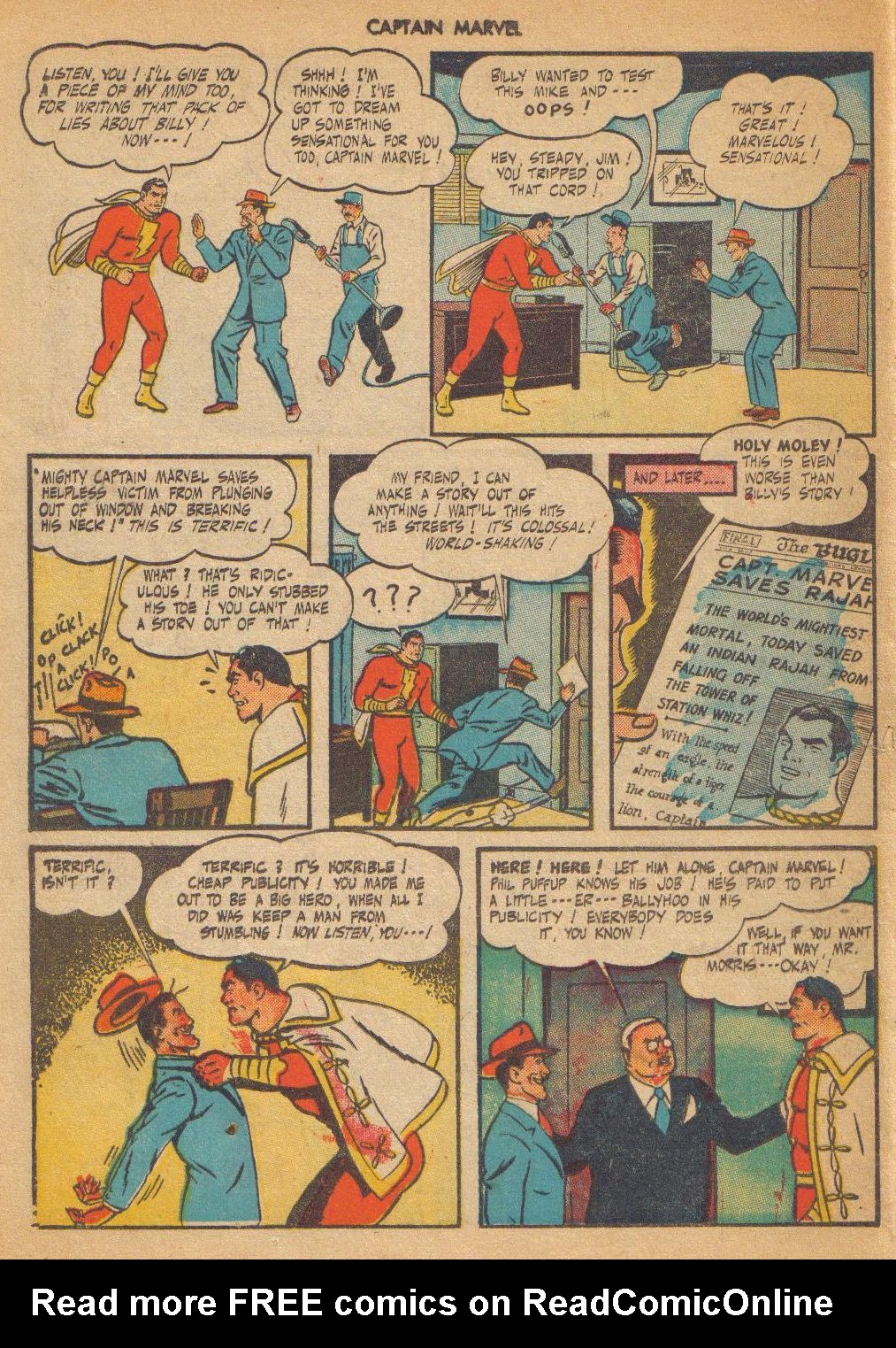 Captain Marvel Adventures issue 64 - Page 42