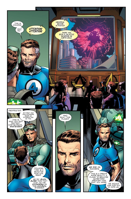 Read online Fantastic Four: Season One comic -  Issue # TPB - 129